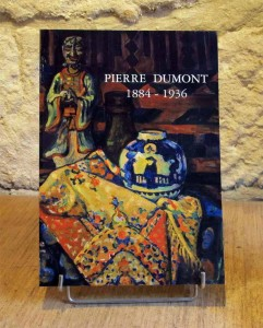 Catalogue Pierre DUMONT